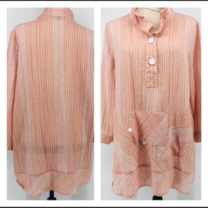 John Mark tunic blouse